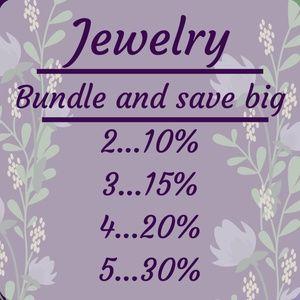 Jewelry - Jewelry Bundle More, Save More